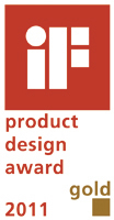 if product design award gold 2011